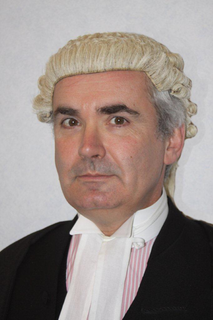 Photo of Roger Phillips, Clerk of Tynwald