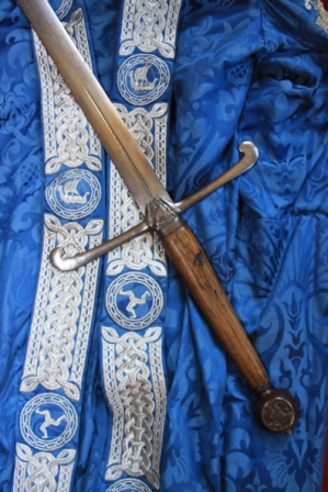 President's Robes and Sword of State