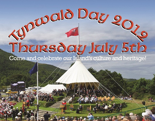Picture of part of Tynwald Day Poster
